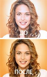 Сравнение изображения на мониторе ДО и ПОСЛЕ калибровки
