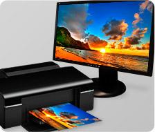 Комплексная калибровка: принтер и монитор